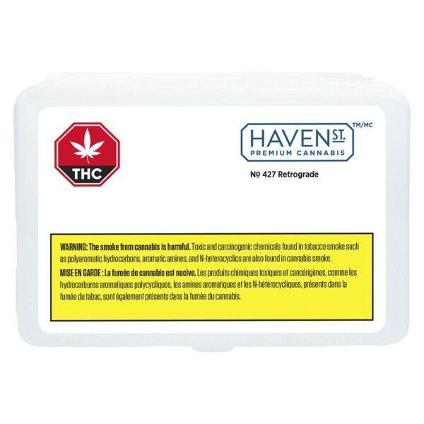 cannabis-Haven St. - No. 427 Retrograde Pre-Roll