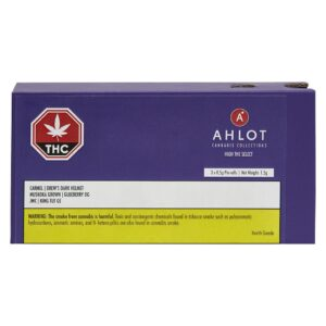 cannabis-AHLOT - Cannabis Collections High THC Select Pre-Rolls