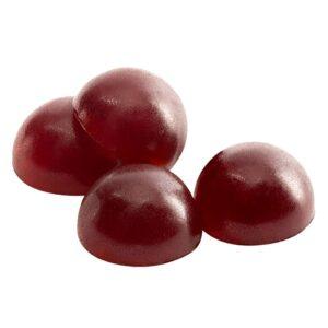cannabis-Aurora Drift - Grape Soft Chews (4 pc) THC