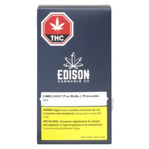 cannabis-EDISON CANNABIS CO. - Limelight Pre-Roll