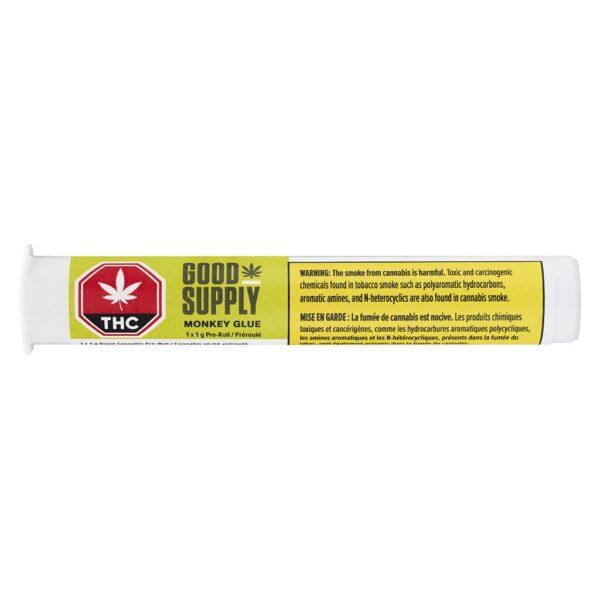 cannabis-GOOD SUPPLY - Monkey Glue Pre-Roll