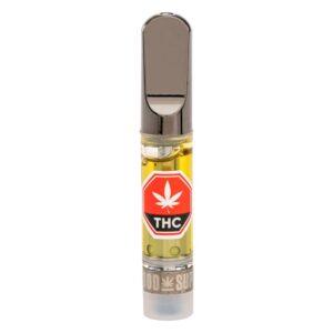 cannabis-Good Supply - Banana Kush 510 Thread Cartridge