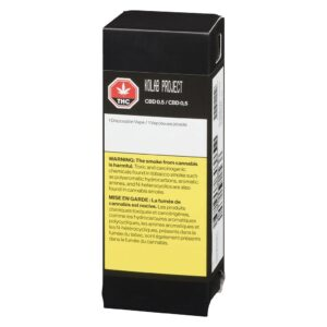 cannabis-Kolab Project - Menthol Eucalyptol CBD Disposable Pen