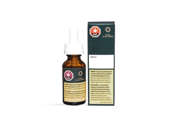 cannabis-PURE SUNFARMS - Pure Sun 1-30 CBD Oil