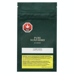 cannabis-Pure Sunfarms - D Bubba Pre-Roll