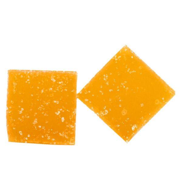 cannabis-Wana - Mango Sour Soft Chews (2pc) THC