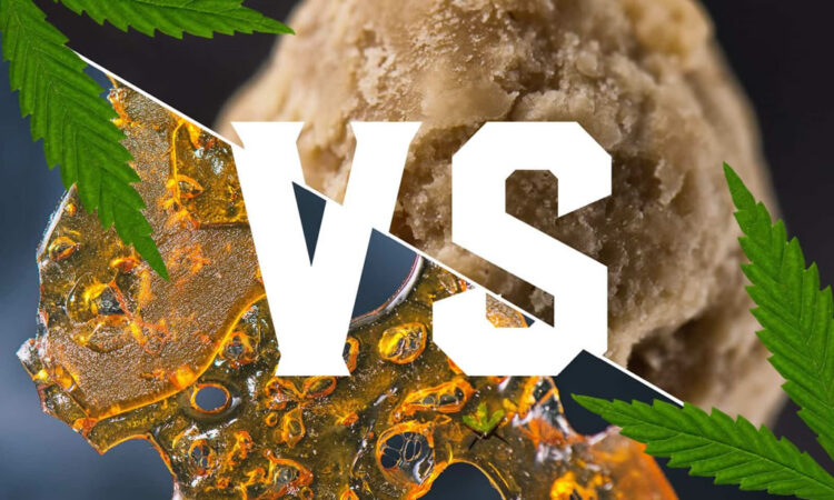 shatter vs wax whats the difference